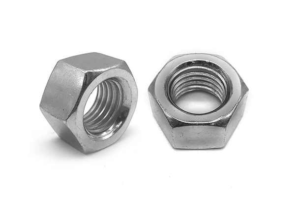 The specific use of different hex nuts
